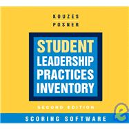 Student Leadership Practices Inventory Scoring Software, 9780787980214