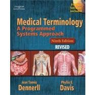 Medical Terminology : A Programmed Systems Approach Revised