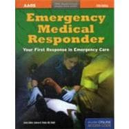Emergency Medical Responder: Your First Response in Emergency Care, 40th Anniversary,9781449650223