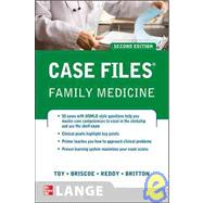 Case Files Family Medicine, Second Edition,9780071600231