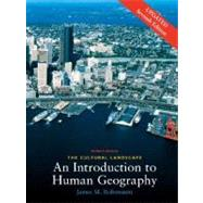 Cultural Landscape : An Introduction to Human Geography,9780130460233