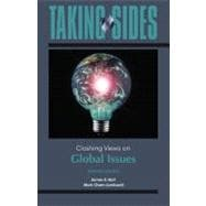 Taking Sides: Clashing Views on Global Issues,9780078050244