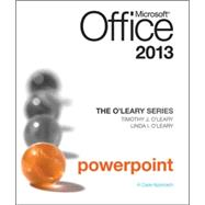 The O'Leary Series: Microsoft Office PowerPoint 2013, Introductory,9780077400248