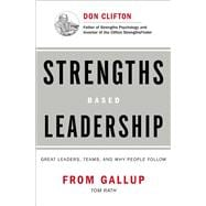 Strengths-Based Leadership, 9781595620255  