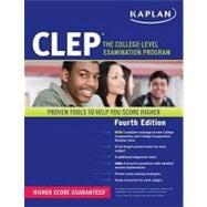 Kaplan CLEP : The College Level Examination Program, 9781419550256