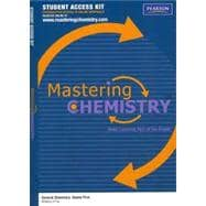 MasteringChemistry Student Access Kit for General Chemistry Atoms First