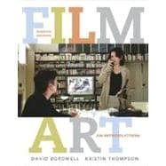 Film Art : An Introduction with Tutorial CD-ROM,9780073310275