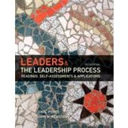 Leaders and the Leadership Process,9780073530284
