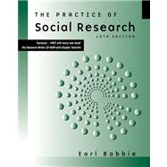 Practice of Social Research With Infotrac
