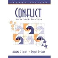 Conflict : From Theory to Action,9780205290307