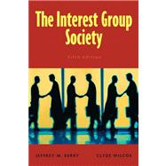 The Interest Group Society- (Value Pack w/MySearchLab)