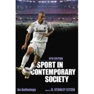 Sport in Contemporary Society: An Anthology,9781612050324