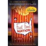 Fast Food Nation : The Dark Side of the All-American Meal, 9780547750330