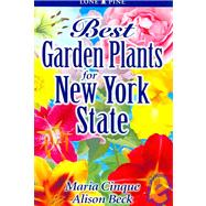 Best Garden Plants for New York State, 9789768200334