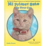Mi Primer Gato/ My First Cat, 9780766030336  