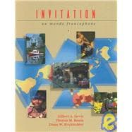 Invitation Essentials: Au Monde Francophone,9780030260339