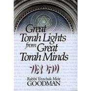 Great Torah Lights from Great Torah Minds : Shemos,9781934440339