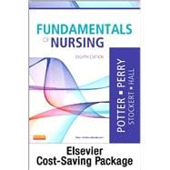 Fundamentals of Nursing - Text, Study Guide, and Mosby's Nursing Video Skills - Student Version DVD 3. 0 Package,9780323090346