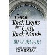 Great Torah Lights from Great Torah Minds : Vayikra, 9781934440346  