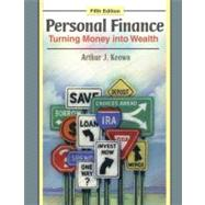 Student Workbook for Personal Finance : Turning Money into Wealth