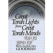 Great Torah Lights from Great Torah Minds : Bamidbar, 9781934440353  