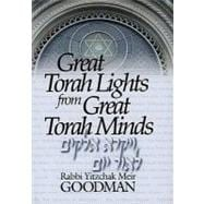Great Torah Lights from Great Torah Minds : Devorim, 9781934440360  