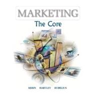 Marketing:  The Core with PowerWeb,9780072880373