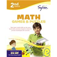 Second Grade Math Games and Puzzles, 9780375430374  