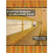 Financial Analysis with Microsoft Excel 2007,9781439040379