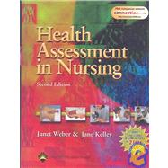 Health Assessment in Nursing with Case Studies on Bonus CD-ROM,9780781750400