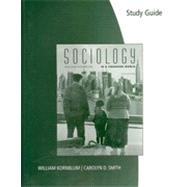 Study Guide for Kornblum's Sociology in a Changing World, 8th,9780495500414