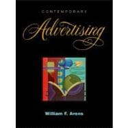 Contemporary Advertising with PowerWeb and CD-ROM