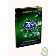 The 39 Clues Book 2: One False Note,9780545060424