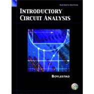 Introductory Circuit Analysis,9780131730441