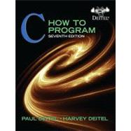 C How to Program,9780132990448