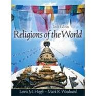 Religions of the World with Sacred World CD-ROM