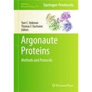 Argonaute Proteins : Methods and Protocols, 9781617790454  