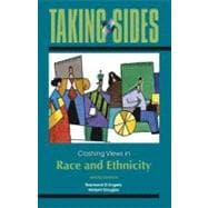 Taking Sides: Clashing Views in Race and Ethnicity,9780078050473