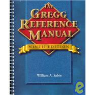 The Gregg Reference Manual,9780028040479
