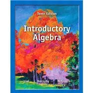 Introductory Algebra,9780321870483