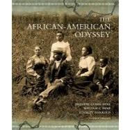 MyHistoryLab Student Access Code Card for African American Odyssey (standalone)