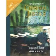Introduction to Criminal Justice: Updated Edition,9780073280486