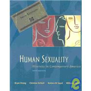 Human Sexuality : Diversity in Contemporary America,9780072860498