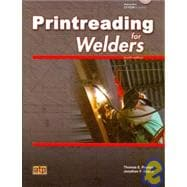 Printreading for Welders (Book with CD-ROM),9780826930514