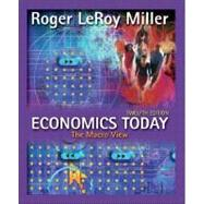 Economics Today : The Macro View Plus MyEconLab Student Access Kit