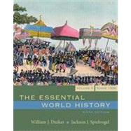 The Essential World History, Volume II, 6th Edition,978113334