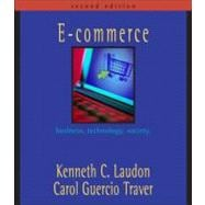 E-Commerce : Business, Technology, Society,9780321200563
