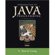 Introduction to Java Programming, Comprehensive Version plus MyProgrammingLab with Pearson eText -- Access Card