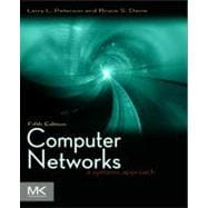 Computer Networks : A Systems Approach,9780123850591