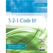 Workbook for Greens' 3-2-1 Code It!